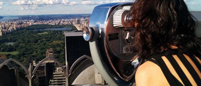 Interview der Woche mit Hannah, Anfang 50, aus New York